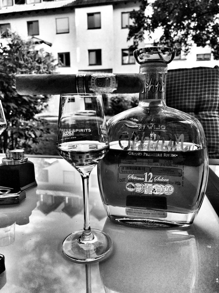 Bossner Robusto mit Rum
